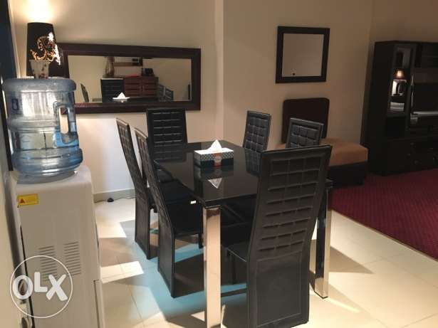 Cute studio fully furnished in The Pearl . الؤلؤة -قطر -  5