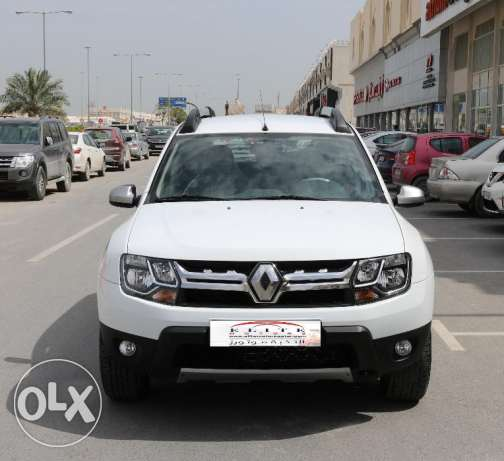 Renault duster 2016 FWD