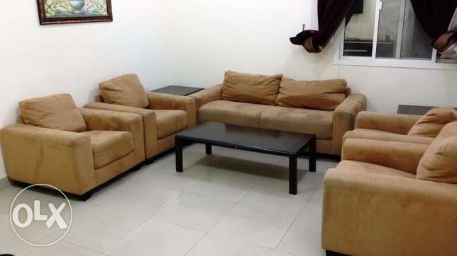 Furnished 3 BHK for 7,500 in Mansorah for Rent