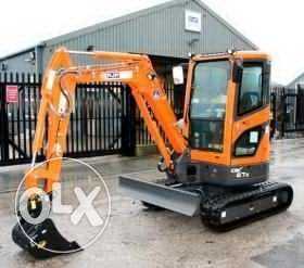 Heavy Equipment for Rent