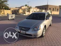 Altima 2006 - Low Mileage - Accident free