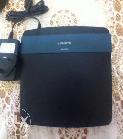 linksys wifi router EA2700