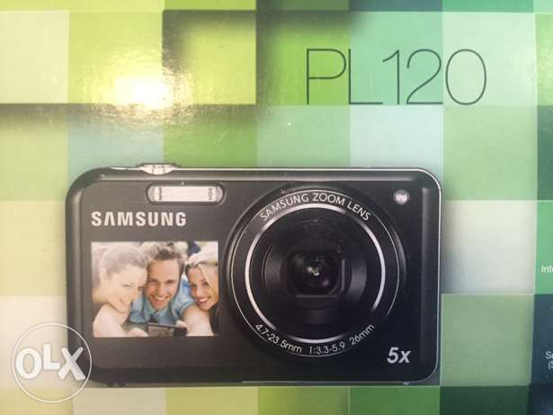Samsung Camera PL120