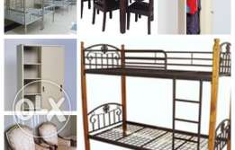 Staff Accommodation Furniture Brand New - Bulk Order Only
