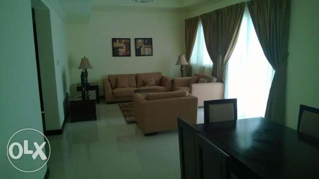 2 & 3 B/R F/F Compound Apartment in Al Rayyan