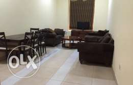 Fully furniced 3bhk apartment