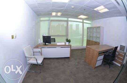 Fully Furnished, 13sqm to 31 sqm Business Center Office Space - WestBa