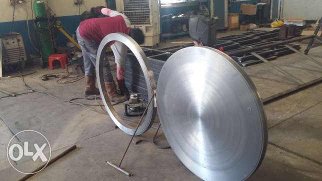 Steel Fabrication and Machineshop ميناء دوحة -  2