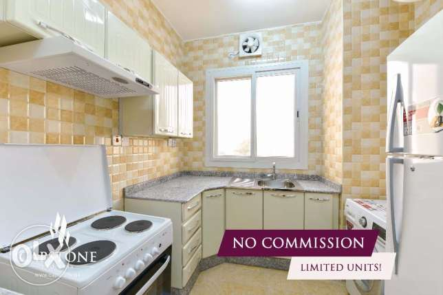 NO COMMISSION! FF 2BR Apt in Bin Omran with Pool and Gym
