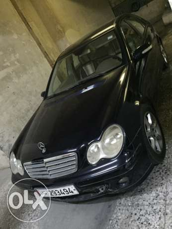 Mercedes Benz Car with good condition
