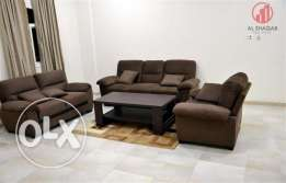 Spacious Fully Furnished 2- Bedroom Apartment: Al Nasr