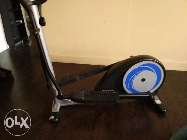 Elliptical Exercising machine