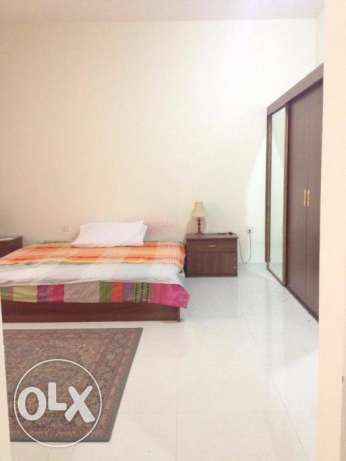 fully furnished 1bhk apartment at bin omran- including w&e