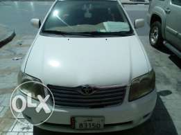 Toyota. Corolla 1.8 - model 2005 for sale