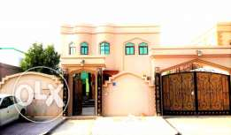 semi furnished beautiful 5 bedroom luxury villa in duhail