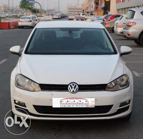 Used Volkswagen Golf TSI Model 2014