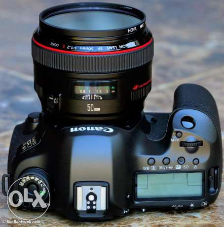 canon 85 mm f1.2 version 2