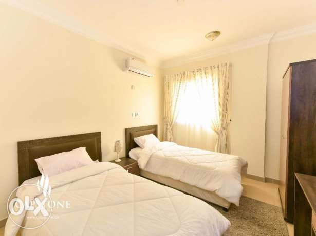 Brand New, Fully-Furnished 2BR Apt. in Old Airport