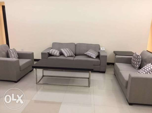 FF 2-BR in AL Nasr,Gym,Pool+Free Month,Brand New Furniture