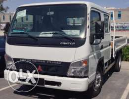 Brand New Mitsubishi fuso Canter Double Cab Model 2016