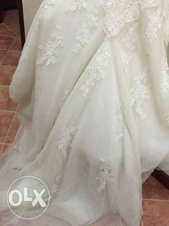 Pronovias wedding dress for Sale ميناء دوحة -  5