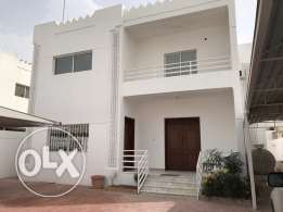 semi furnished villa for rent at al hilal close to d ring road