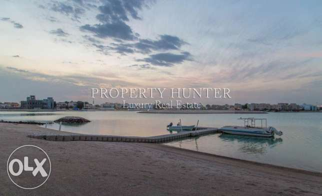 Land for sale in West bay Lagoon