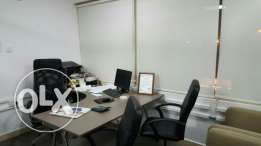 Office for rent in umm Ghuilina