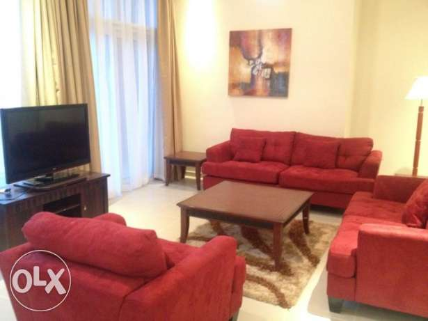 Fully-furnished 1 bedroom apartment in the prestigious West Bay Lagoon