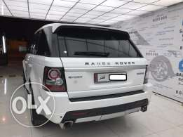 RANGE ROVER SPORT Supercharge 2012 Warranty 2Years