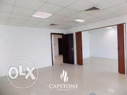 Capstone - 5-Room Offices Space near Corniche Area
