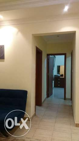 FOR 3 MONTHS RENT IN SADD , fully furnished 1 bedroom apartment السد -  3