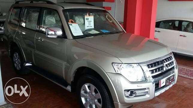 PAJero 3.5 mid options