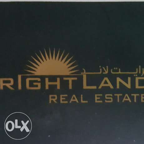 Commercial land for sale by Qatar eye