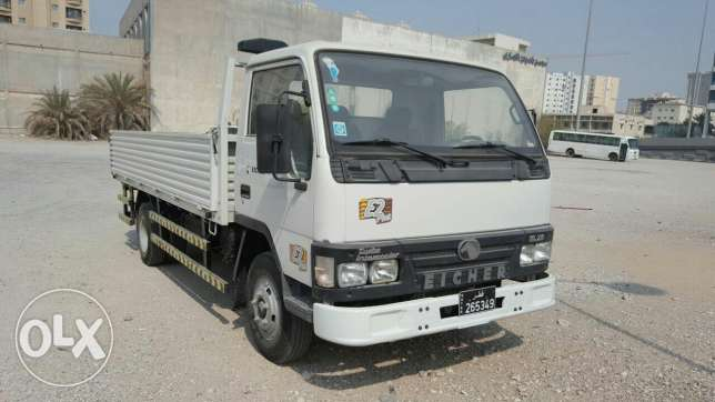 For rent EICHER 3ton pickup with driver
