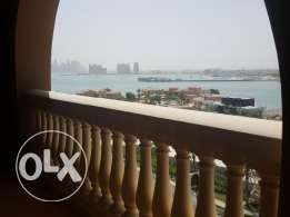 One bedroom fully furnished sea view