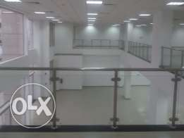 Brand New Showroom for rent near C-Ring Road in Bin-Mahmoud
