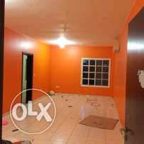 Spacious 1 & 2 bhk unfurnished flat in wakrah for bachellors