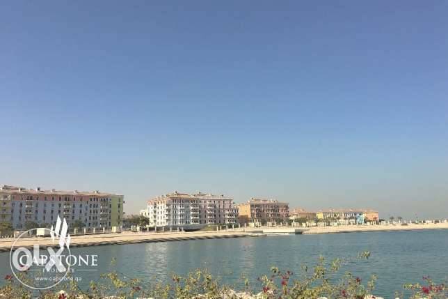 1BR at The Pearl Qatar + 1 Month Free