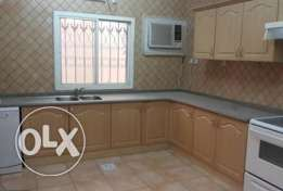 Semi Furnished 4BR Compound Villa for rent near Gharrafa