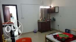 Studio available in AL NUAIJA,Mathar and behind AL ALI STADIUM.