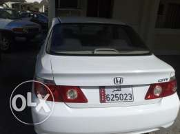 Honda city 2007 acumlate condition for sale