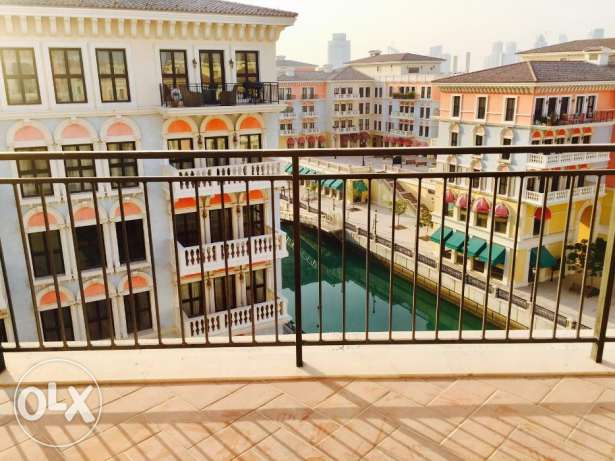 QQAA - Semi Furnished 2 Bedroom Apartment in Qanat Quartier