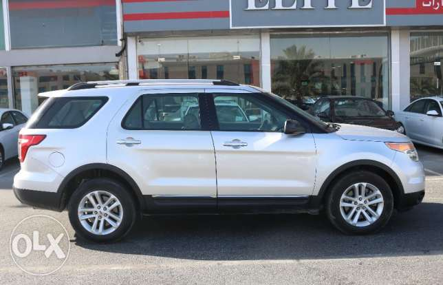 Used Ford Explorer Model 2013