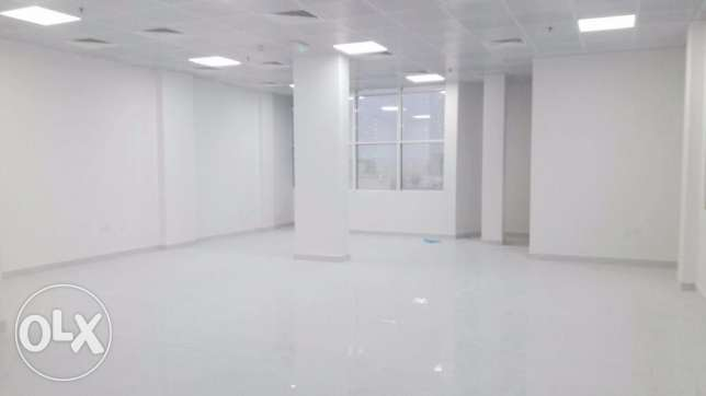 Brand New Unfurnished Open Space office At Old Airport