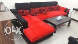 L shape sofa set for sale