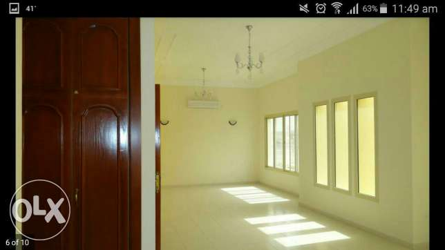 One month free stand alone villa in ALWAAB with 4 Master beds & pool