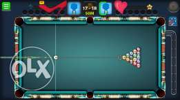 8 ball pool 100m coins = 80 qar/ 21$ paypal accepted