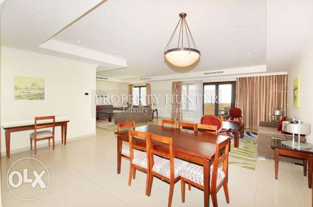 Exceptional 3+Maid Home with Furnitures