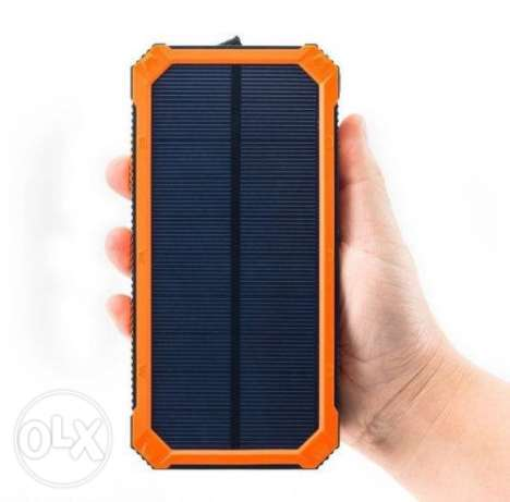 30000 Mah Solar Power Bank قلب الدوحة -  5